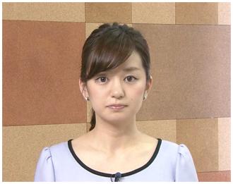 後藤晴菜アナはあの人に似ている...