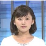 尾崎里紗アナがかわいいと話題!熱愛彼氏や高校、身長などについて