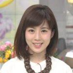 テレ朝田中萌アナがかわいい!すっぴん画像や学生時代を振り返る