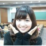 【2016新人】日本テレビ入社!佐藤真知子アナを徹底解説
